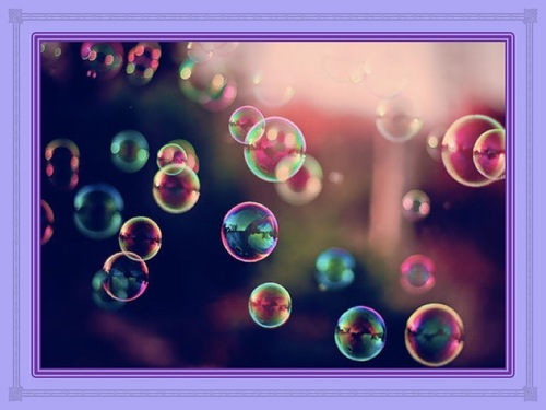La bulle éclate