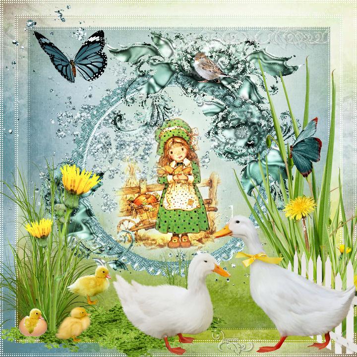 Défi 3 Printemps ou Pâques