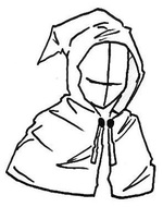 Le style vestimentaire médiéval, Nuudoru, mep ellia