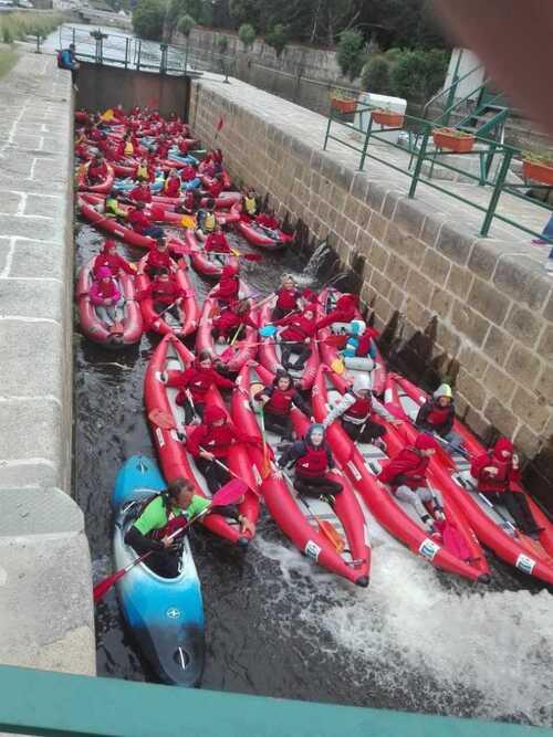 Kayak : une expérience différente