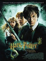 Harry Potter Chambre secrets affiche