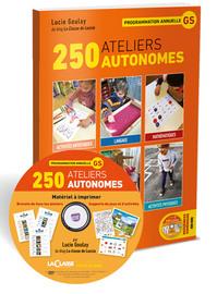Etiquettes Période 3 250 ateliers autonomes GS