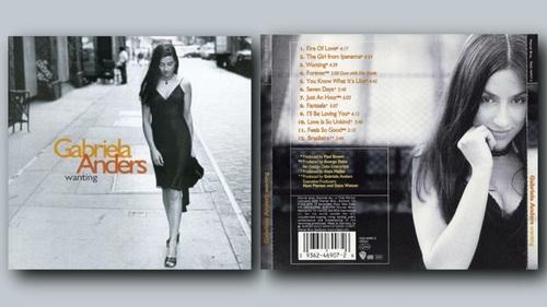 ANDERS, Gabriela - Wanting  (Smooth Jazz)