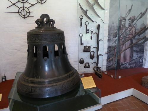 Voyage Transsibérien 2017, le 09/07, 2ème jour, Moscou, Village de Kolomenskoye, Musée 2