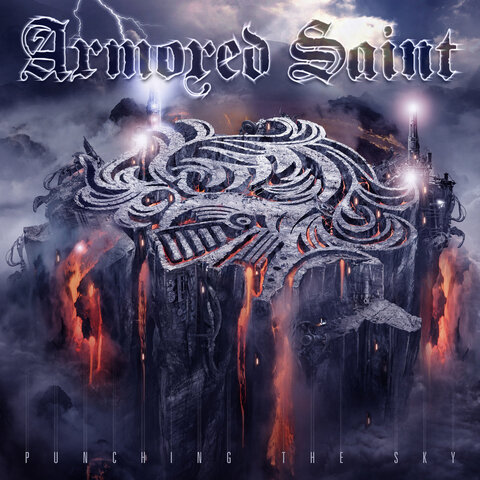 """ARMORED SAINT - """"Standing On The Shoulders Of Giants"""" Clip"""
