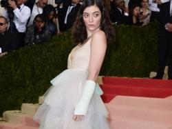 Lorde est très attendue avec son album Melodrama