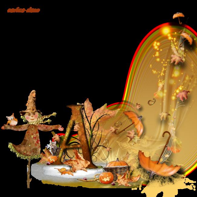 cadeau : cluster automne pluvieux