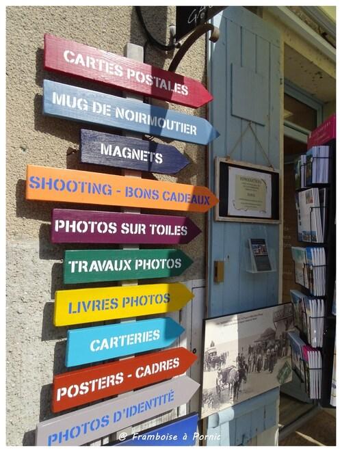 Noirmoutier c'est la fin de l'été