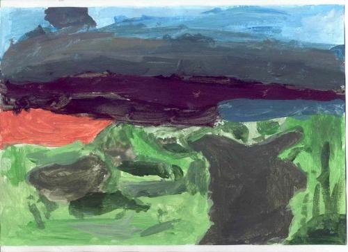 Du paysage à la peinture