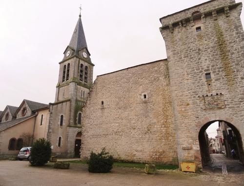 La Couvertoirade et La Cavalerie dans l'Aveyrion (photos)