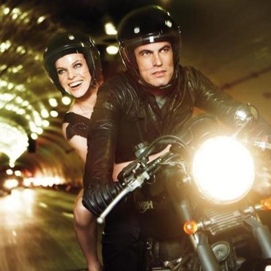City Rush moto