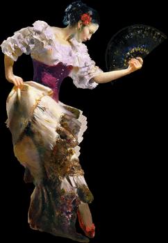 Tubes danseuses espagnoles