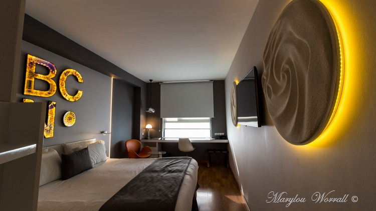 Barcelone : Hôtel Evenia Rosselló