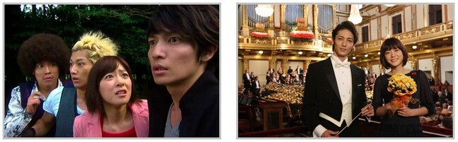 Nodame Cantabile (drama japonais)
