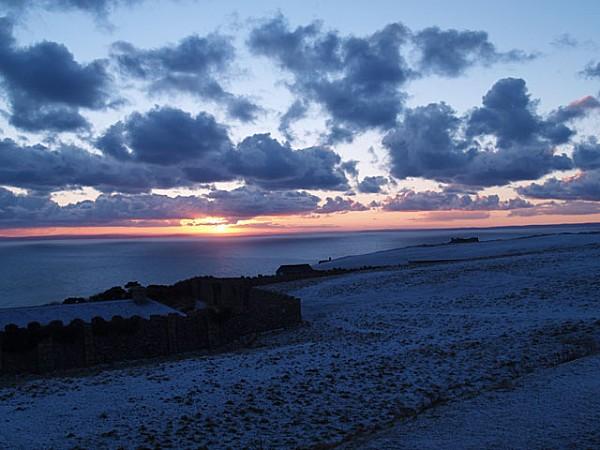Lundy Sunrise - geograph org uk - 133744