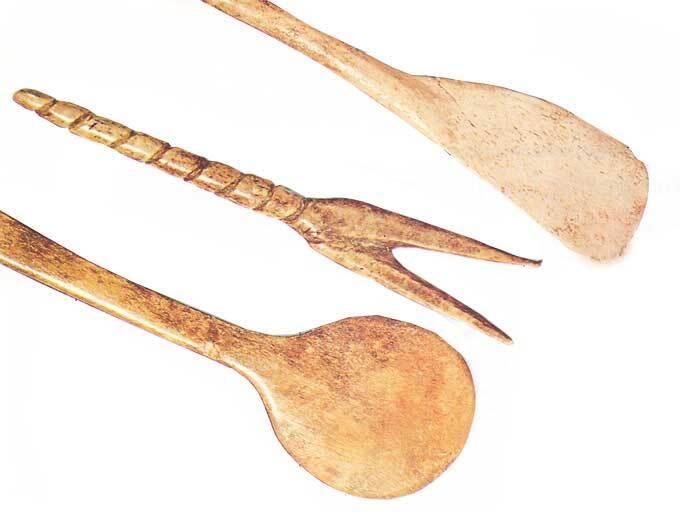 Fourchettes de l'Egypte Ancienne