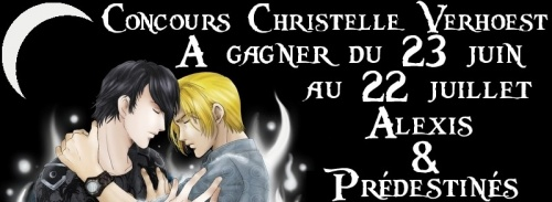 Concours Christelle Verhoest