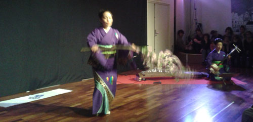 Musique et Danse traditionnelles du Japon !