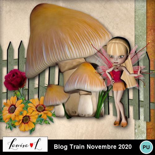 Blog Train Novembre 2020 My Memories