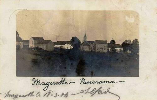 Chapelle de Magerotte