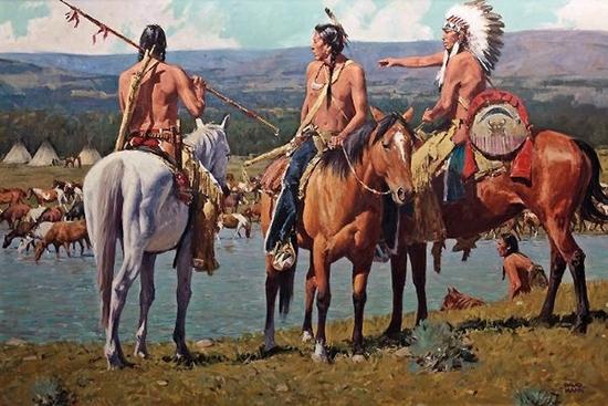Tribal Wealth
