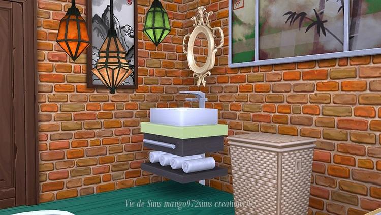 Sims 4 : la citadine