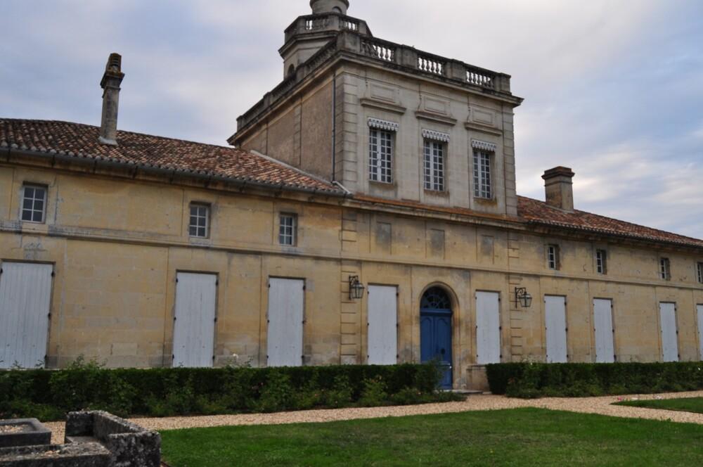Le parc du château.