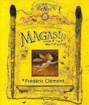 Magasin Zinzin / Frederic Clément