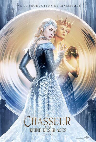 Le Chasseur et la reine des glaces : Affiche