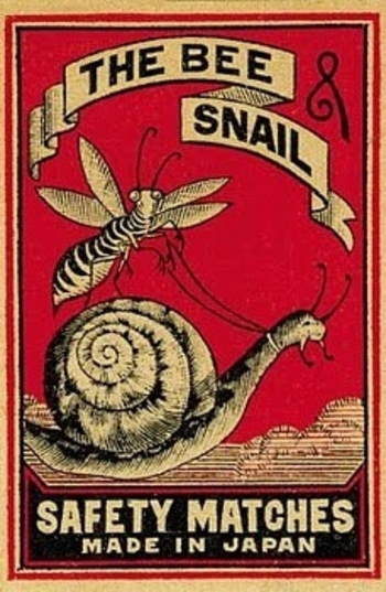 the bee snail