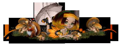 Nouvelles barres séparatives automne png
