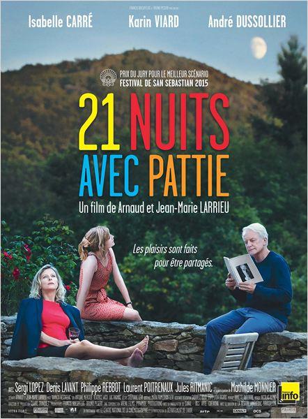 21 nuits avec Patti