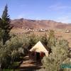 taliouine - village à 500 m du camping