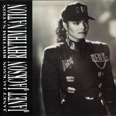 Janet Jackson - Rhythm Nation - 1989