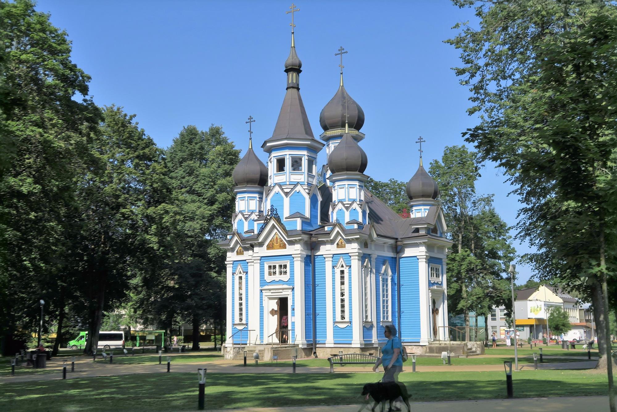 L'église orthodox Sorrow (1865)