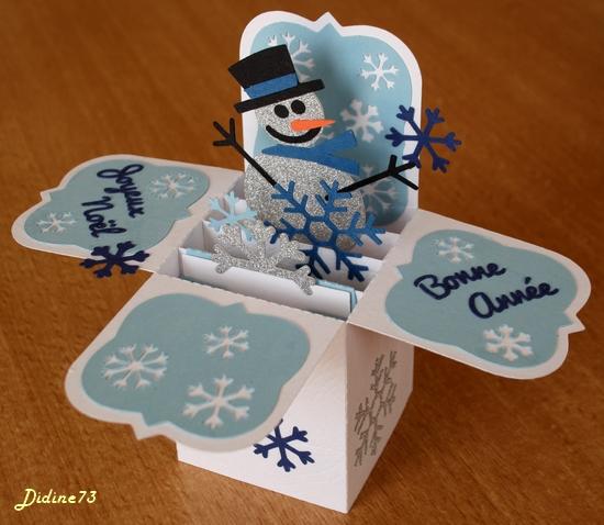 SAL cartes de voeux, étiquettes cadeaux ou bricoles de Noël (M-2) -3