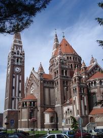 Szeged, église votive