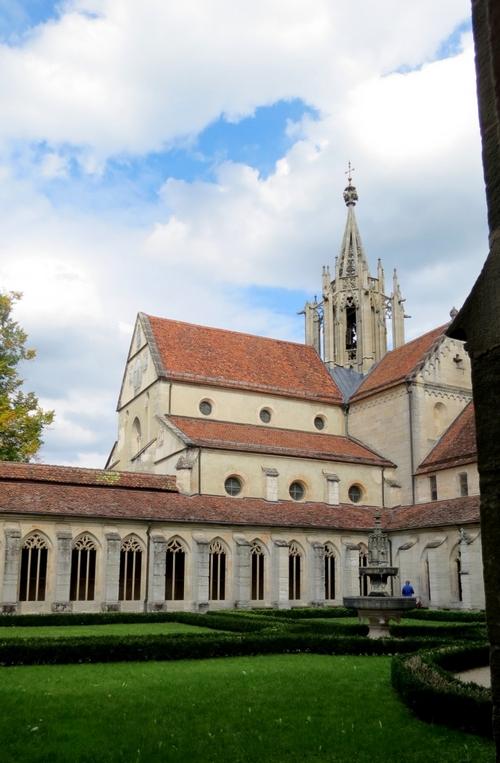 """La représentation d'un"""" miracle"""" de saint Bernard à l'abbaye de Bebenhausen (Allemagne), une étude de Dominique Masson"""