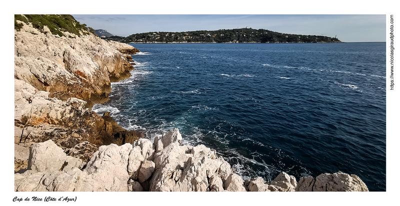Cap de Nice, de la cité azurienne à Villefranche sur Mer