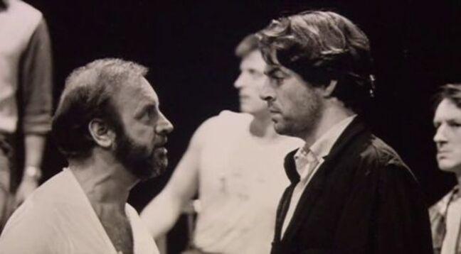 Répétitions - Les Misérables 1985 Colm Wilkinson/JVJ - Roger Allam/Javert