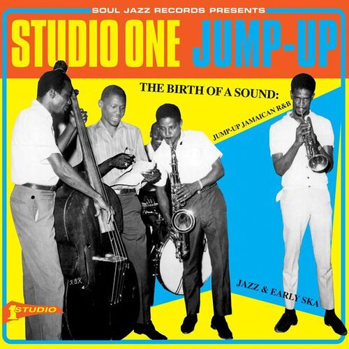 VA - Studio One - Jump Up (2015) [Compilation , Ska , Reggae]