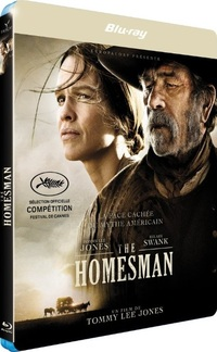 [Blu-ray] The Homesman