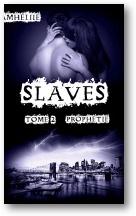 Chronique Slaves tome 1 et 2 d'Amheliie
