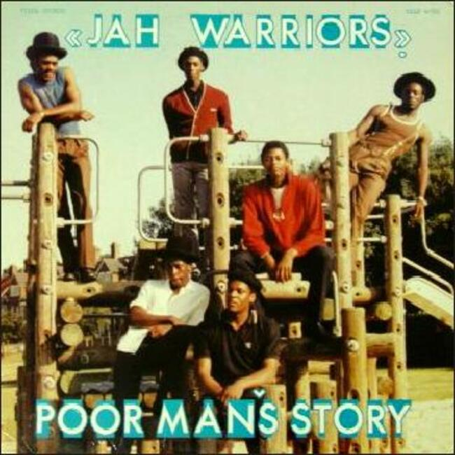 Jah Warriors - Poor Man's Story (1983) [Reggae]