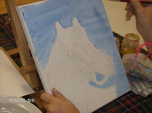 Passion peinture