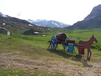 Refuge du Petit Mont-Cenis