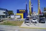 IKEA-Fahnen