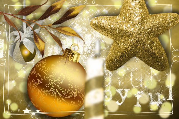 Décembre 2020: Noël