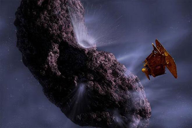 Comète Tempel 1