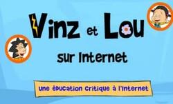 Internet et ses dangers : Vinz et Lou